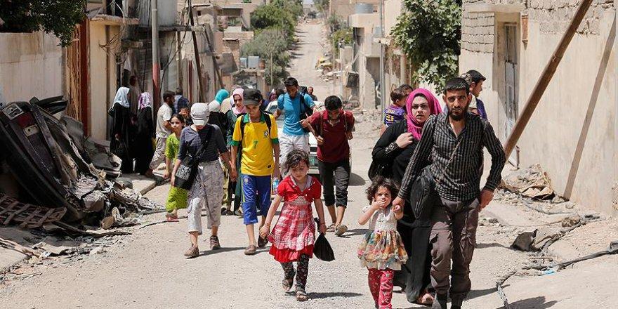 UNICEF'ten Irak'taki taraflara 'çocukları koruyun' çağrısı
