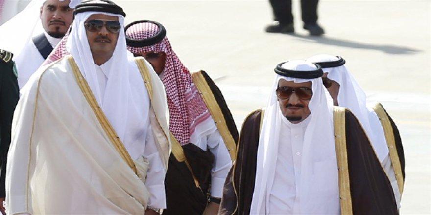 Katar'dan uzlaşma çağrısı