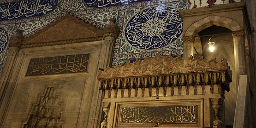 Hacer'ül Esved'in dört parçasını taşıyan cami: Sokullu Mehmet Paşa