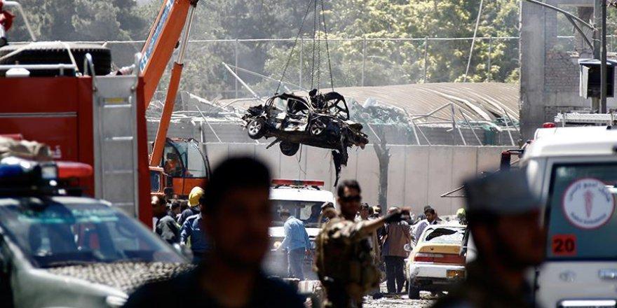 Kabil'deki saldırıda ölü sayısı 150'ye yükseldi