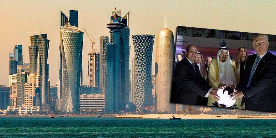 Katar neden hedef tahtasında?