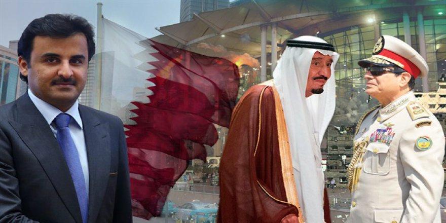 7 ülke Katar'ı neyle suçluyor?