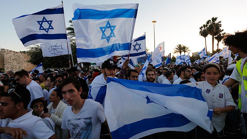 Fanatik Yahudilerden El-Cezire ofisine baskın