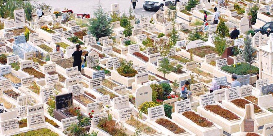 Türkiye'de ölüm hızı yükseldi