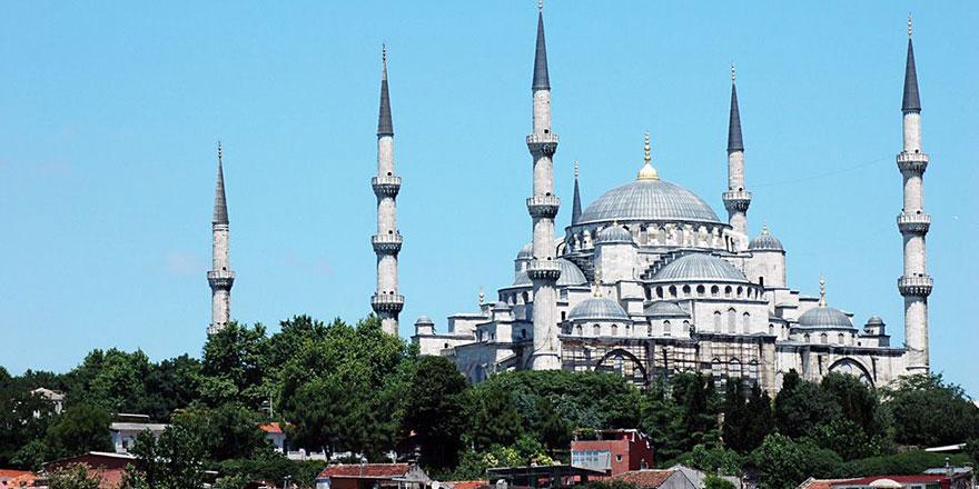 Süleymaniye Külliyesi'nin inşaatında 10 bin de Hristiyan çalıştı