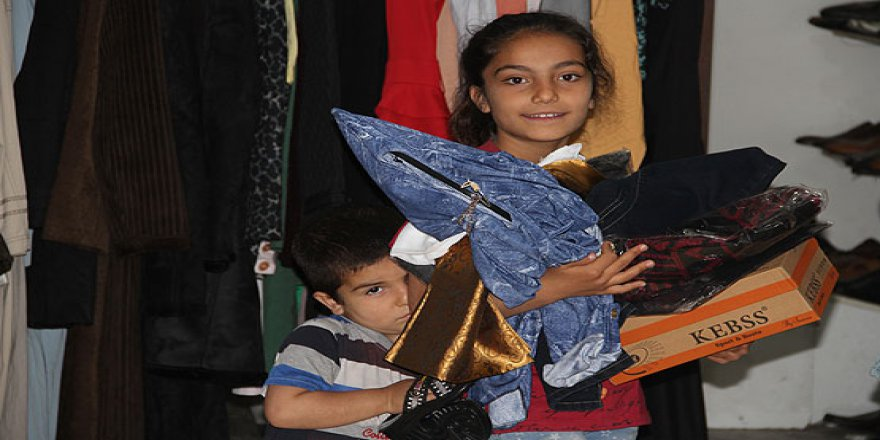 İyilikder'den yetim ailelere Ramazan Bayramı yardımı