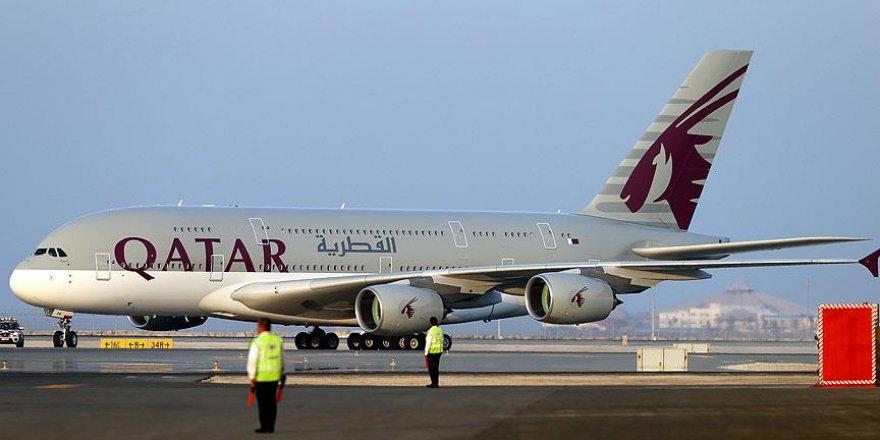 Katar pasaportu taşıyanlar BAE'ye giriş yapamayacak