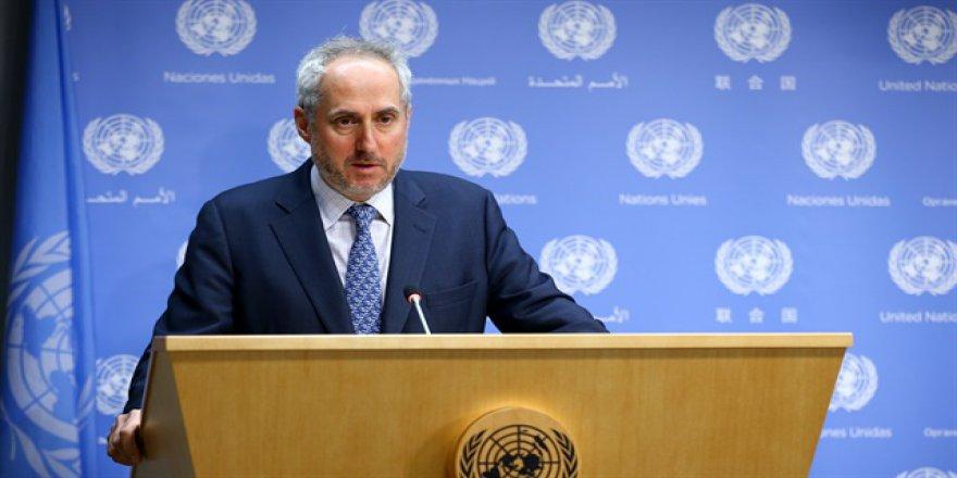BM'den 'Musul' açıklaması