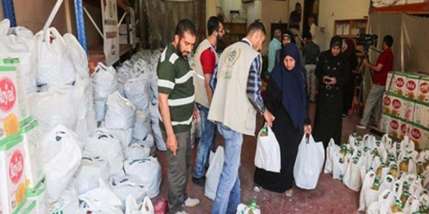 İHH'dan Libya'daki sığınmacı ailelere gıda yardımı