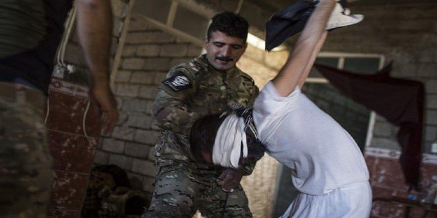 Irak askerlerinin yaptığı işkenceler belgelendi