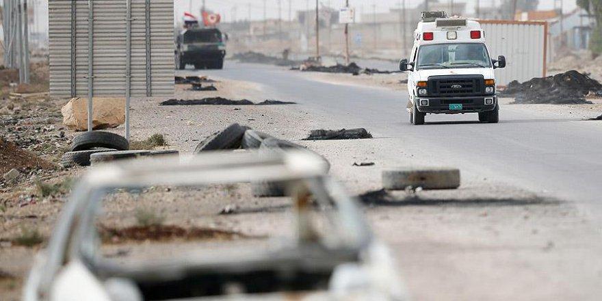 Irak'ın Kerbela kentinde intihar saldırısı gerçekleşti