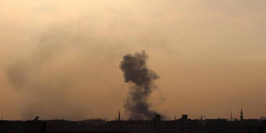 ABD Esad yanlısı güçleri üçüncü kez vurdu