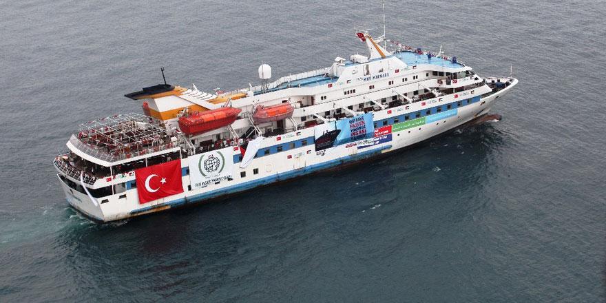Maliye Bakanlığından 'Mavi Marmara' açıklaması