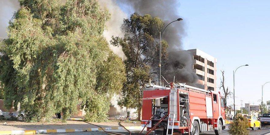 Irak'ta intihar saldırısı: 20 ölü