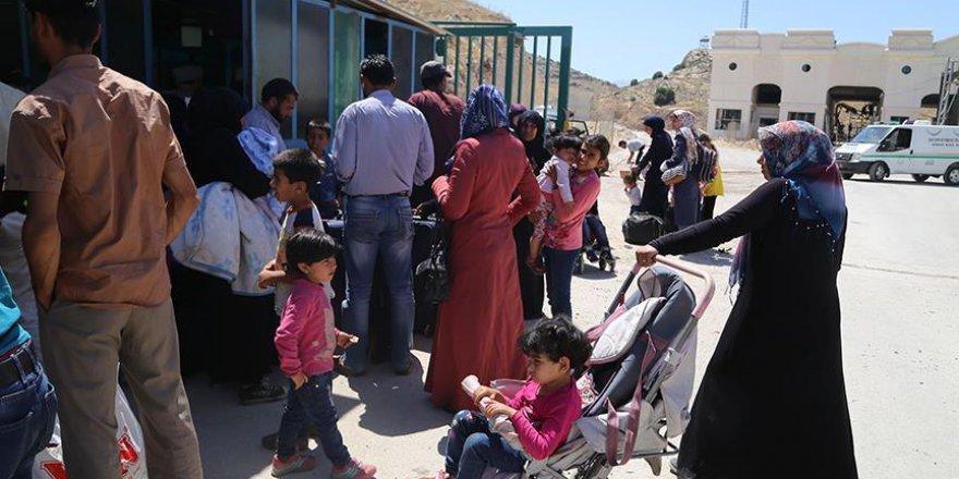 Suriyelilerin Ramazan Bayramı heyecanı