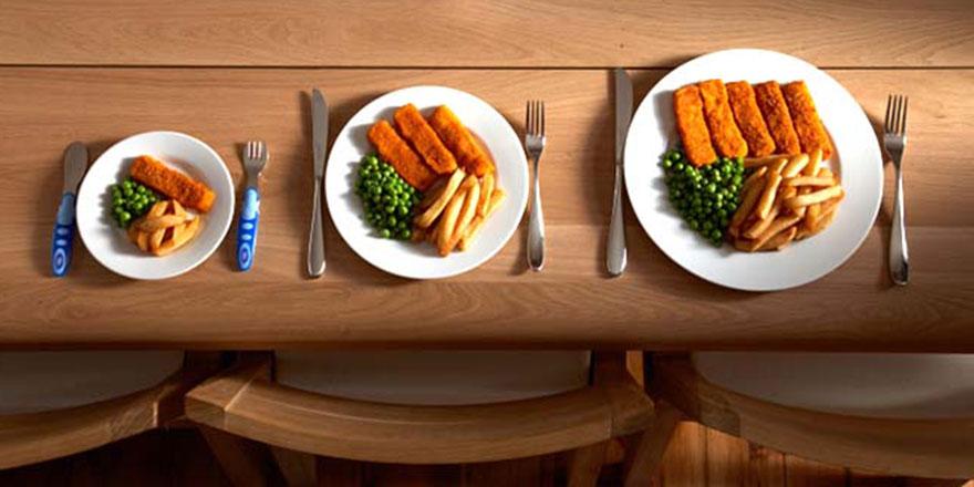 Az yiyenlerin ömrü daha uzun oluyor