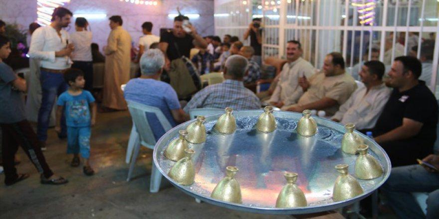 Kerkük'te ramazan geleneği: Sini zarf