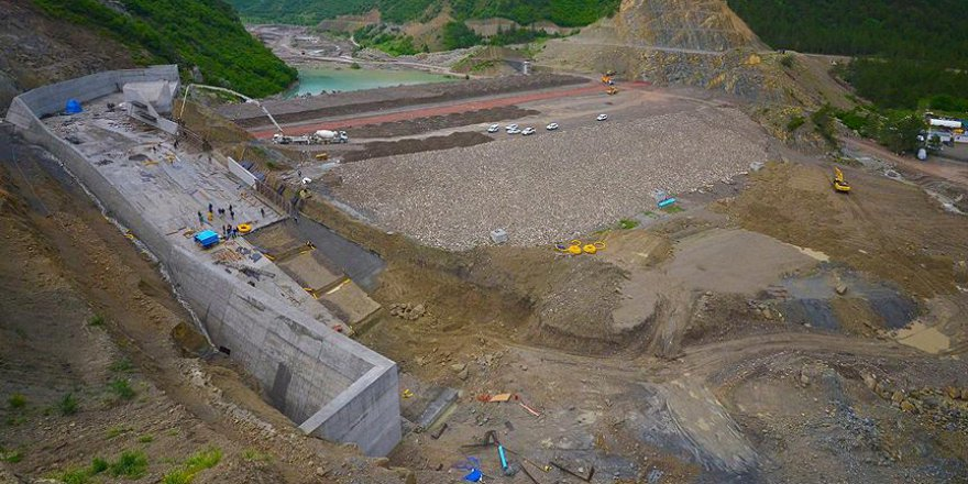 İznik'e 'dev' baraj projesi