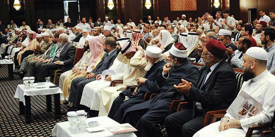 İsrail'le normalleşmeye karşı çıkan Arap liderlere övgü