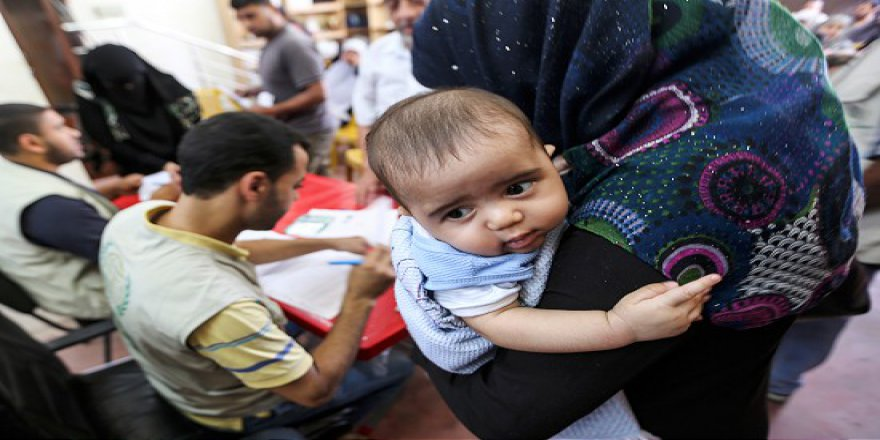 İHH'dan Gazzelilere nakdi yardım