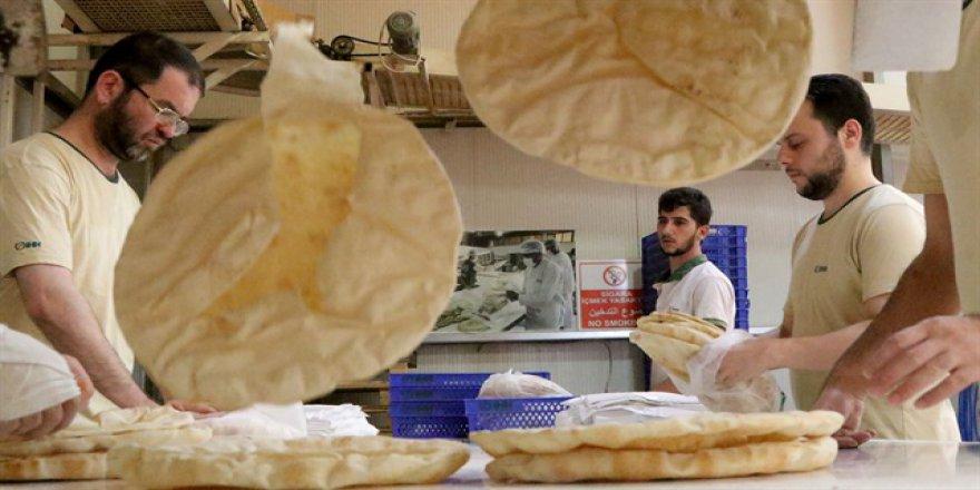 1 milyon iftarlık Türkiye'den
