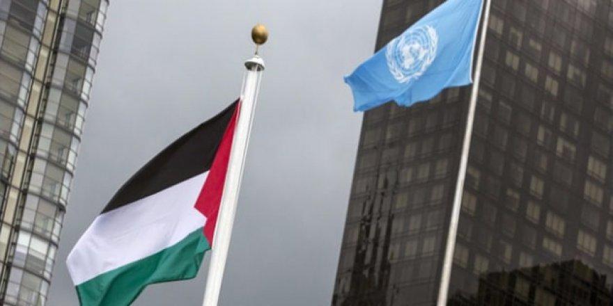 BM ile Filistin arasında 1,3 milyar dolarlık yardım anlaşması imzalandı