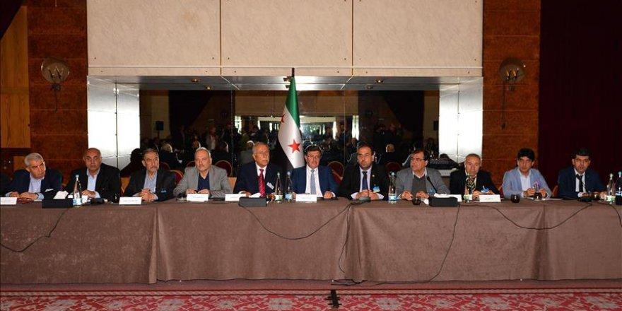 Suriye konulu Cenevre 7 görüşmeleri 10 Temmuz'da başlıyor