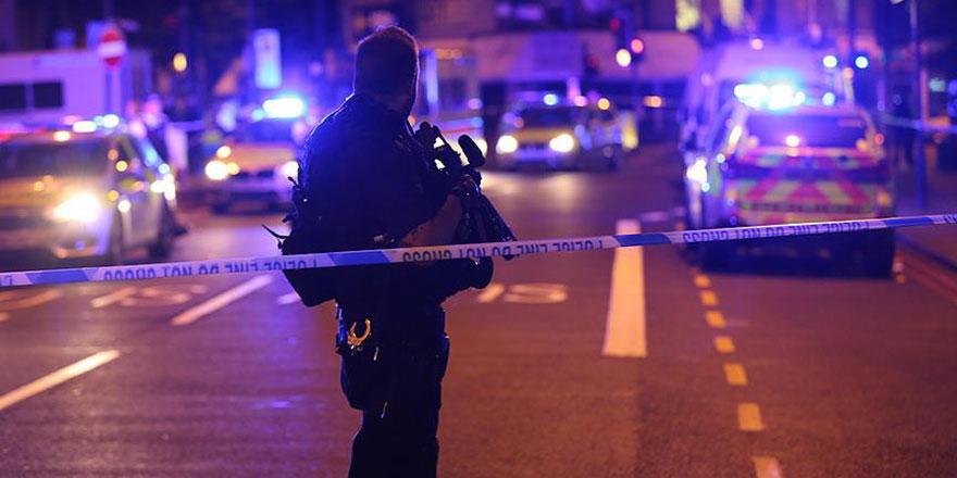 Londra'nın kuzeyinde patlama: 10 yaralı