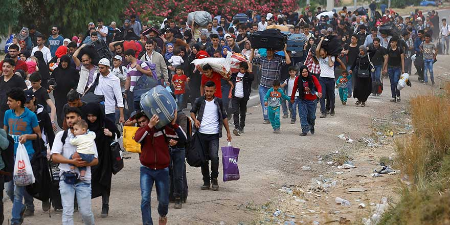 Suriyelilerden TBMM'ye: O milletvekilleri Türkleri kışkırtıyor