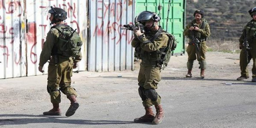 İşgalci İsrail, şehit Filistinlilerin cenazelerini bile gaspetti