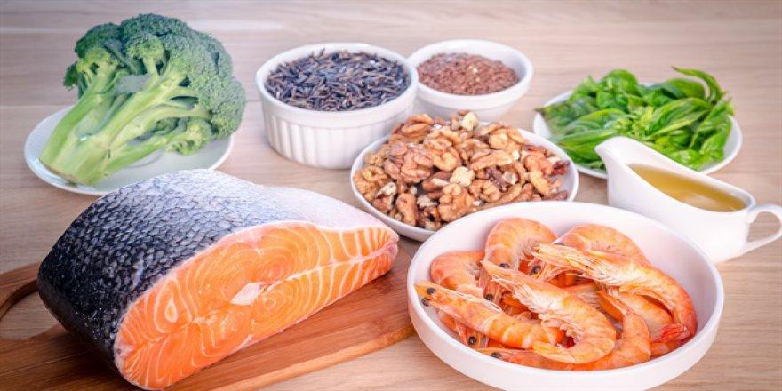 Çocuklarda omega-3 eksikliği zeka gelişimini etkiliyor