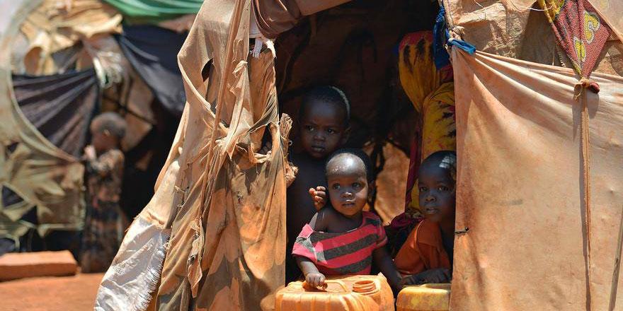 Somali'de Kovid-19'un ekonomiye etkisi nedeniyle günde yalnızca bir öğün yemek yenebiliyor
