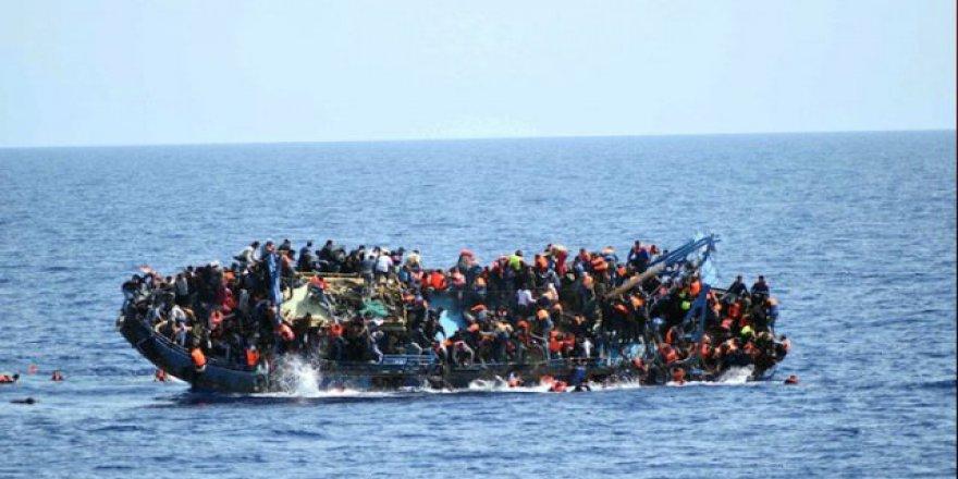 Son 6 yılda 20 bin mülteci Akdeniz'i geçmeye çalışırken hayatını kaybetti