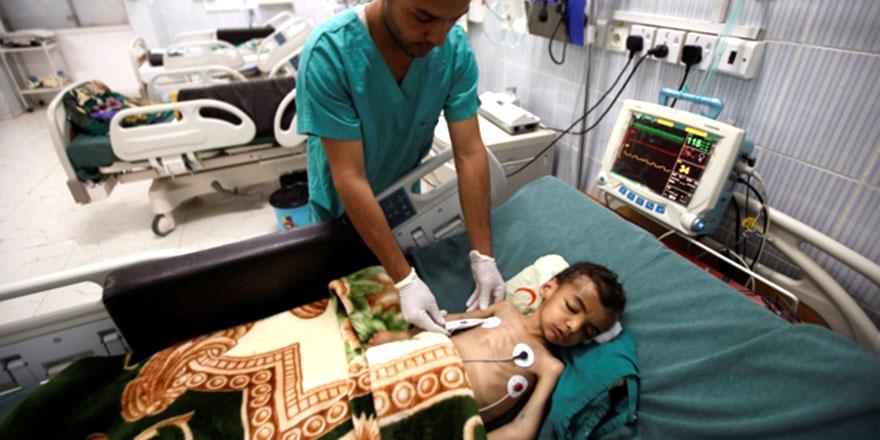 Yemen'deki çocuklar için İslami ve insani bir kampanya çağrısı