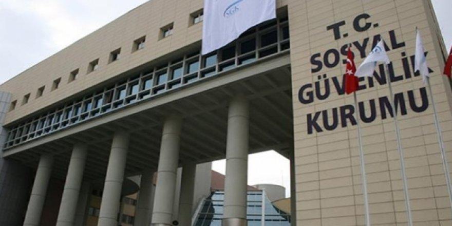 SGK, hastalığa göre 24 aya kadar malûl aylığı bağlıyor