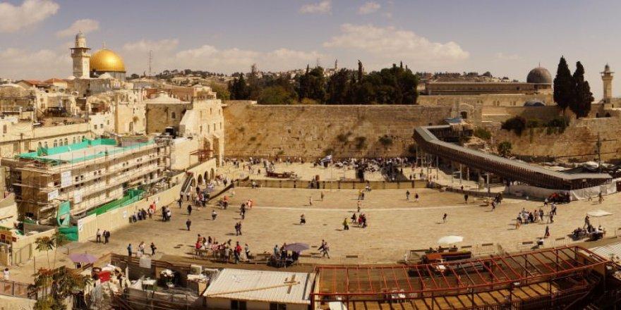 İşgalci İsrail'in bakanı Mescid-i Aksa'daki niyetlerini açıkladı