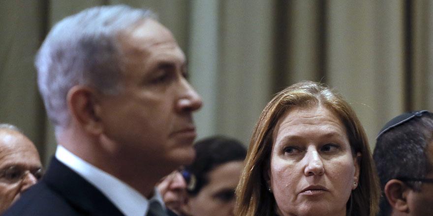İran'ı hedef gösteren açıklamalar Netanyahu'yu mutlu etti