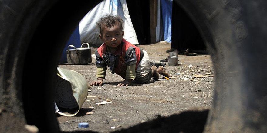 Yemen'de 3,2 milyon insan için gıda güvensizliği uyarısı