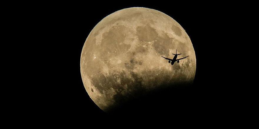 Bu gece kısmi Ay tutulması yaşanacak, husuf namazı vakti