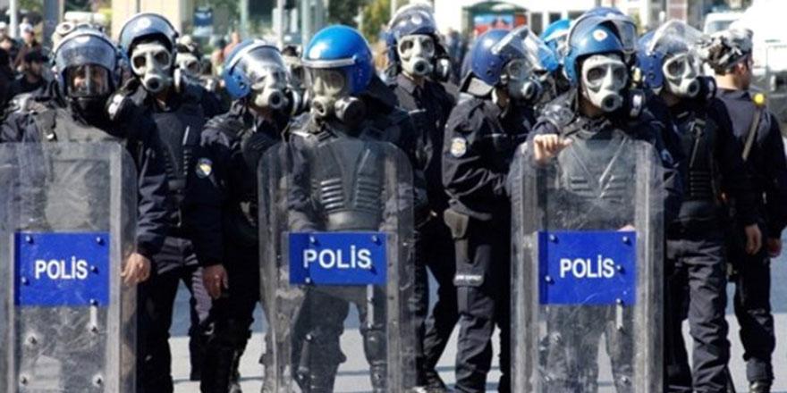 Polislere abi, abla, hacı, başkan, patron yasağı getirildi