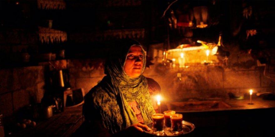 Gazze'deki elektrik krizi İsrail kaynaklı