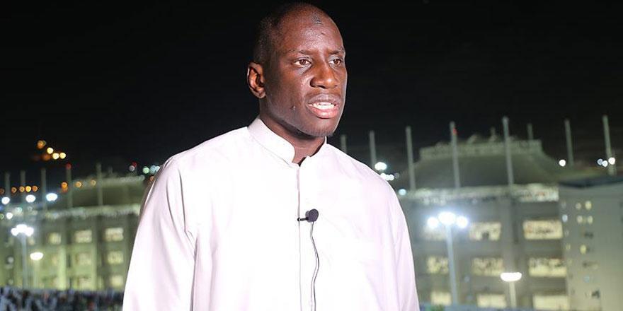 Şampiyon Başakşehir'in futbolcusu Demba Ba: Ayasofya'da namaz kılacağım