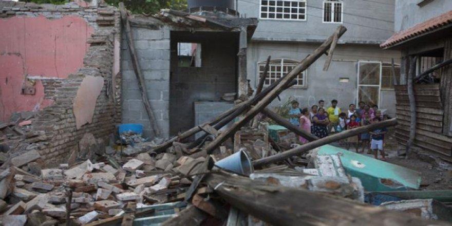 TİKA'dan Meksika'ya insani yardım desteği