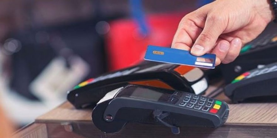 Kredi kartı ile ödemeler arttı