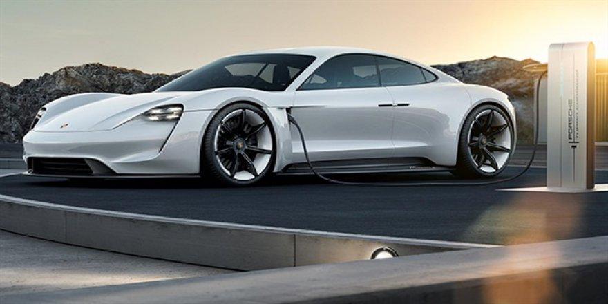 Lüks Otomobil firması da elektrikli araç üretiyor