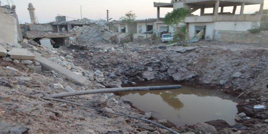 Esed'in saldırısında 42 İdlibli öldü