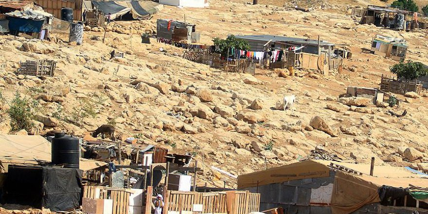 İsrail hükümeti Filistinli bedevileri sürmeyi planlıyor