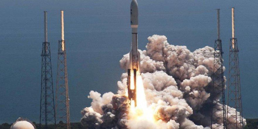 ABD uzaya casus uydu fırlattı