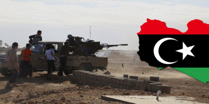 Ateşkes ilan edilen Trablus'ta çatışmalar nedeniyle 9 kişi öldü