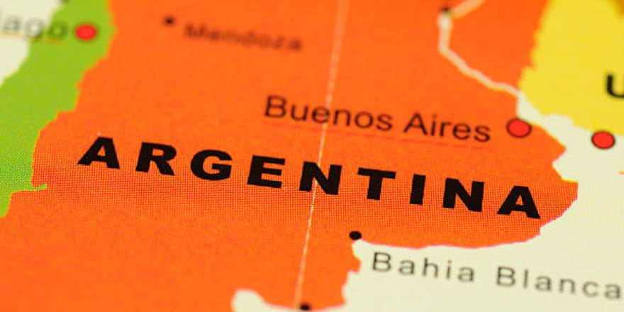Arjantin'de göçmenler günü festivali